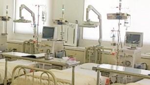 臨時透析受付のイメージ